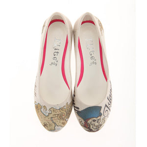 GOBY Pirates Ballerinas Shoes 1116