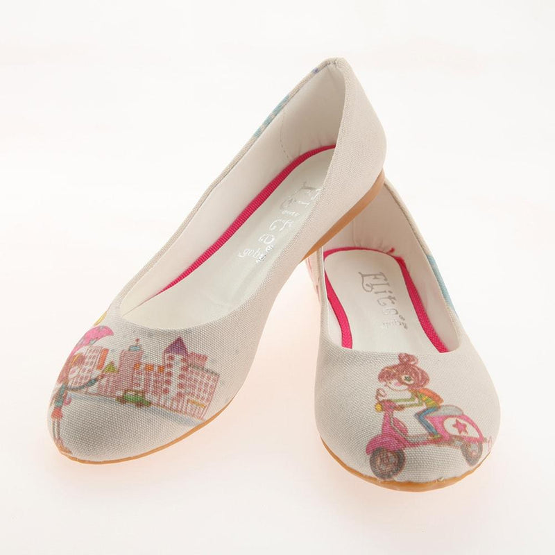 Girls Life Ballerinas Shoes 1127 (1405794484320)
