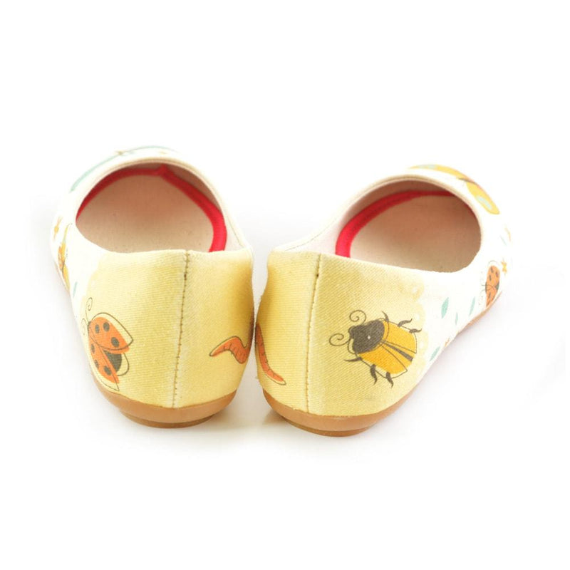 Wings Ballerinas Shoes 1140 (1405794680928)