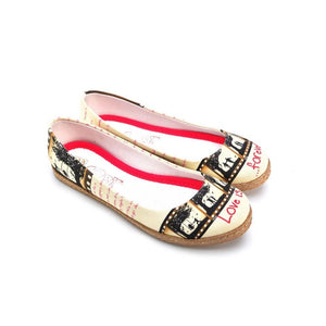 GOBY Ballerinas Shoes 1201