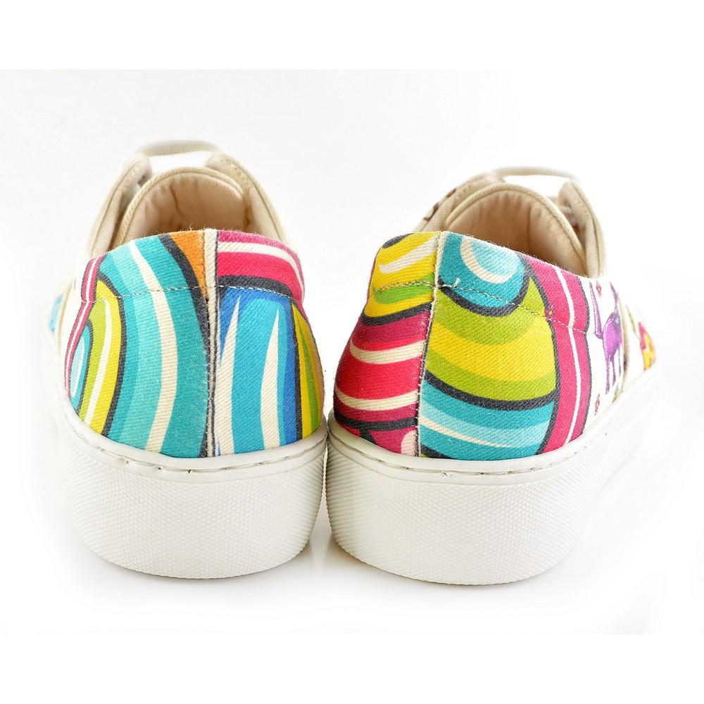 Slip on Sneakers Shoes ABV104
