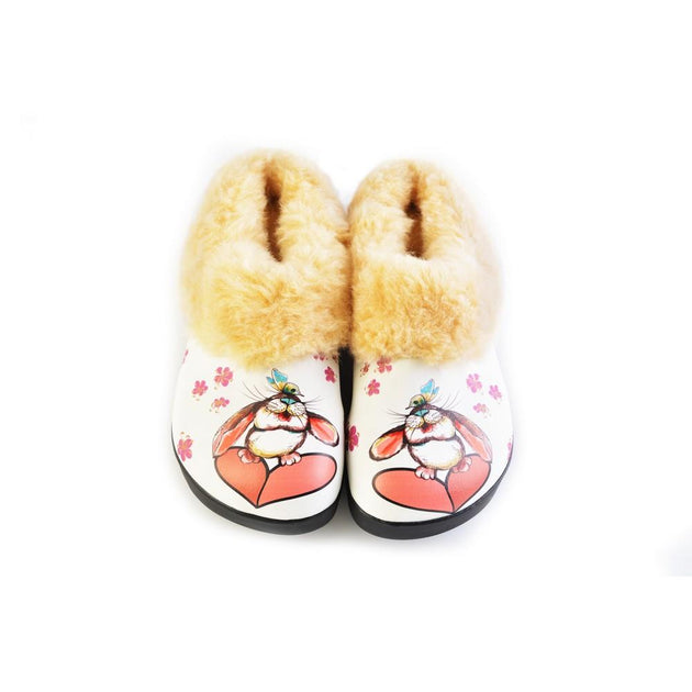 Shearling Home Shoes ALB111