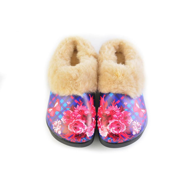 Shearling Home Shoes ALB112