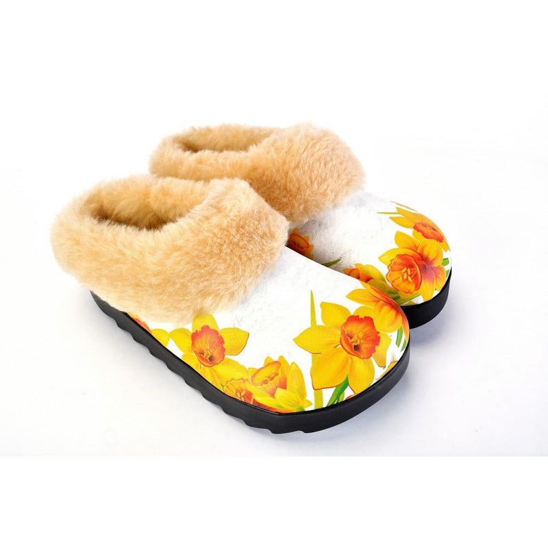 Shearling Home Shoes ALB113 (1329356832864)