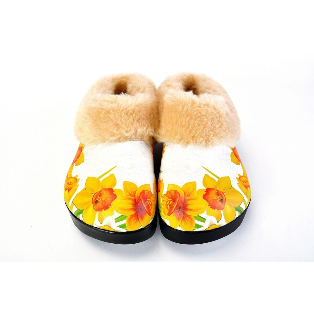 Shearling Home Shoes ALB113