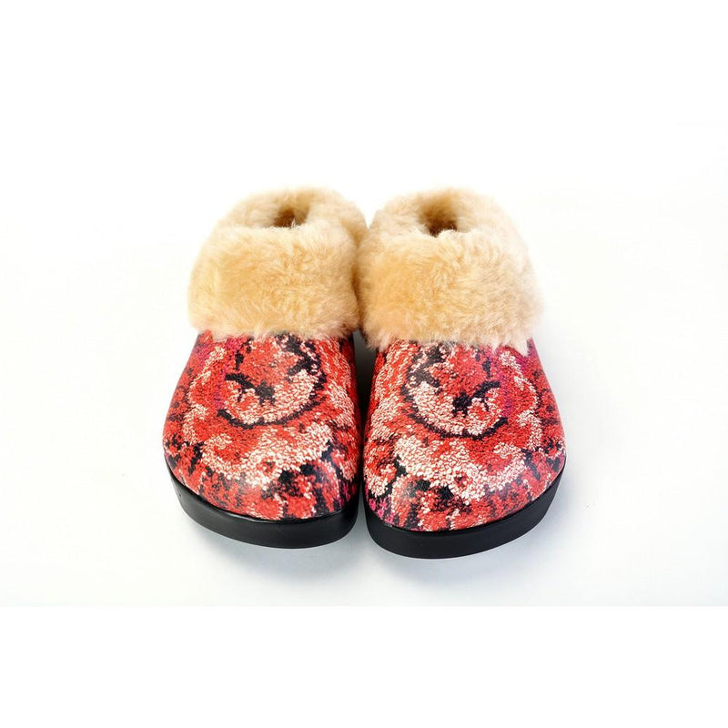 Shearling Home Shoes ALB114 (1329356865632)
