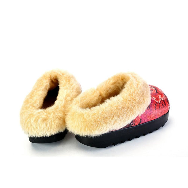 Shearling Home Shoes ALB114