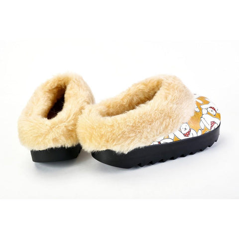 Shearling Home Shoes ALB115