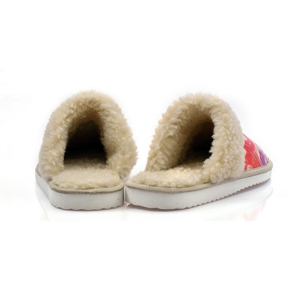 Good Morning Panda Shearling Slipper ALT107