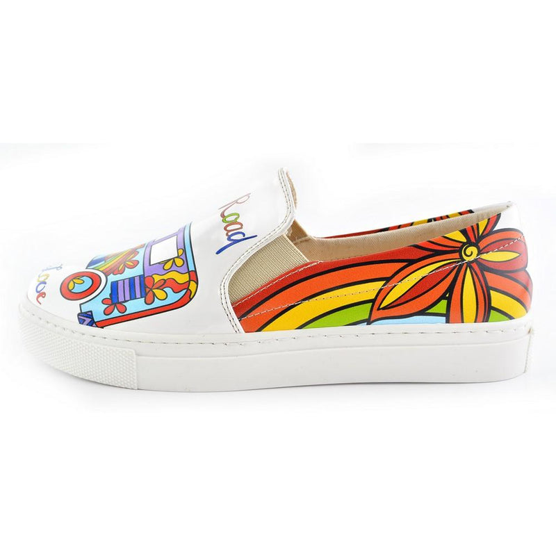 Slip on Sneakers Shoes ARUG101 (1329360109664)