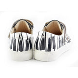 Slip on Sneakers Shoes ARUG504