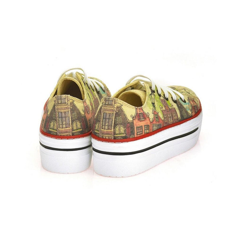 Slip on Sneakers Shoes ASN101 (1329360961632)