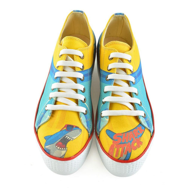 Slip on Sneakers Shoes ASN109