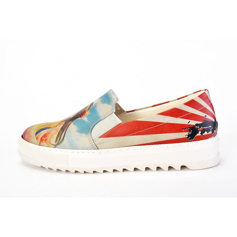 Slip on Sneakers Shoes AVAN310 (1329364271200)