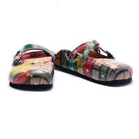 Womens Summer Soft Comfort Slipper BKS107 (1421135937632)