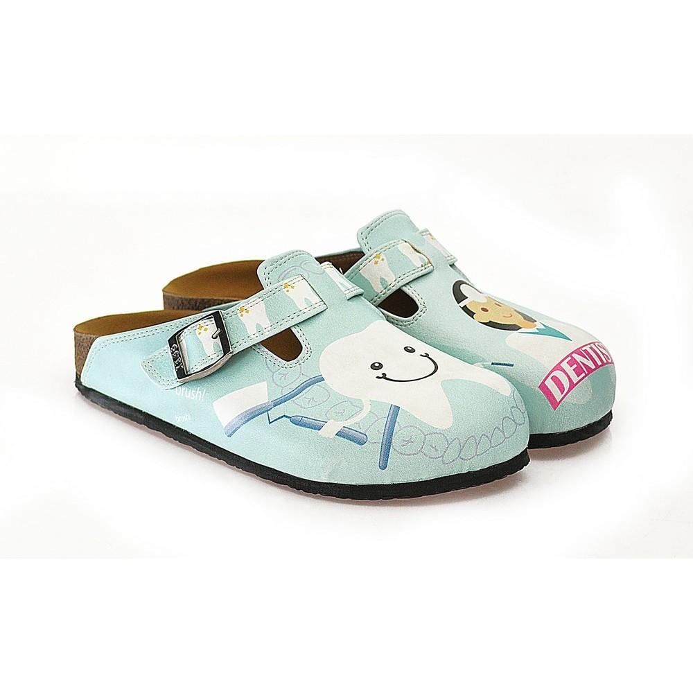 GOBY Kids Soft Comfort Slipper BKS329