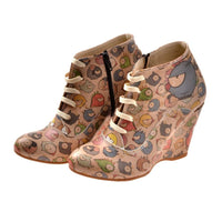 Animals Ankle Boots BT208