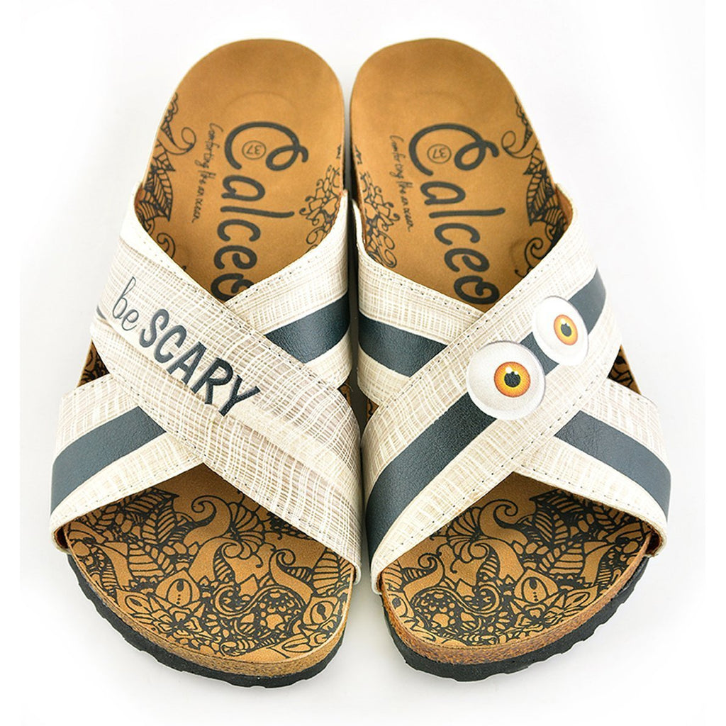 CALCEO be Scary Sandal CAL1105