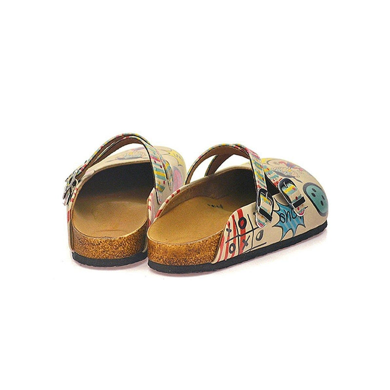 Shop Girlz Clogs CAL118 (737669152864)