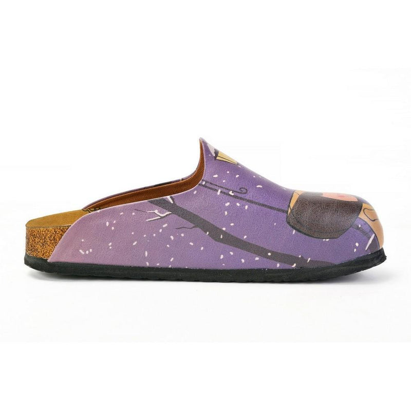 Purple Love Is In The Air Mule CAL1404 (774932824160)