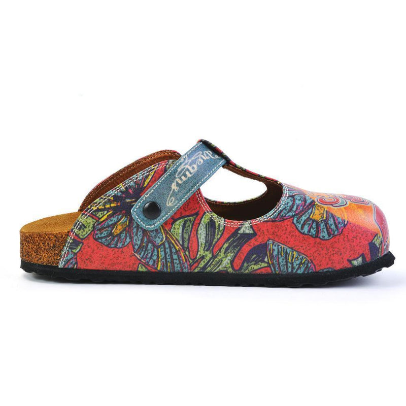 Peace and Love Clogs CAL1505 (737756119136)