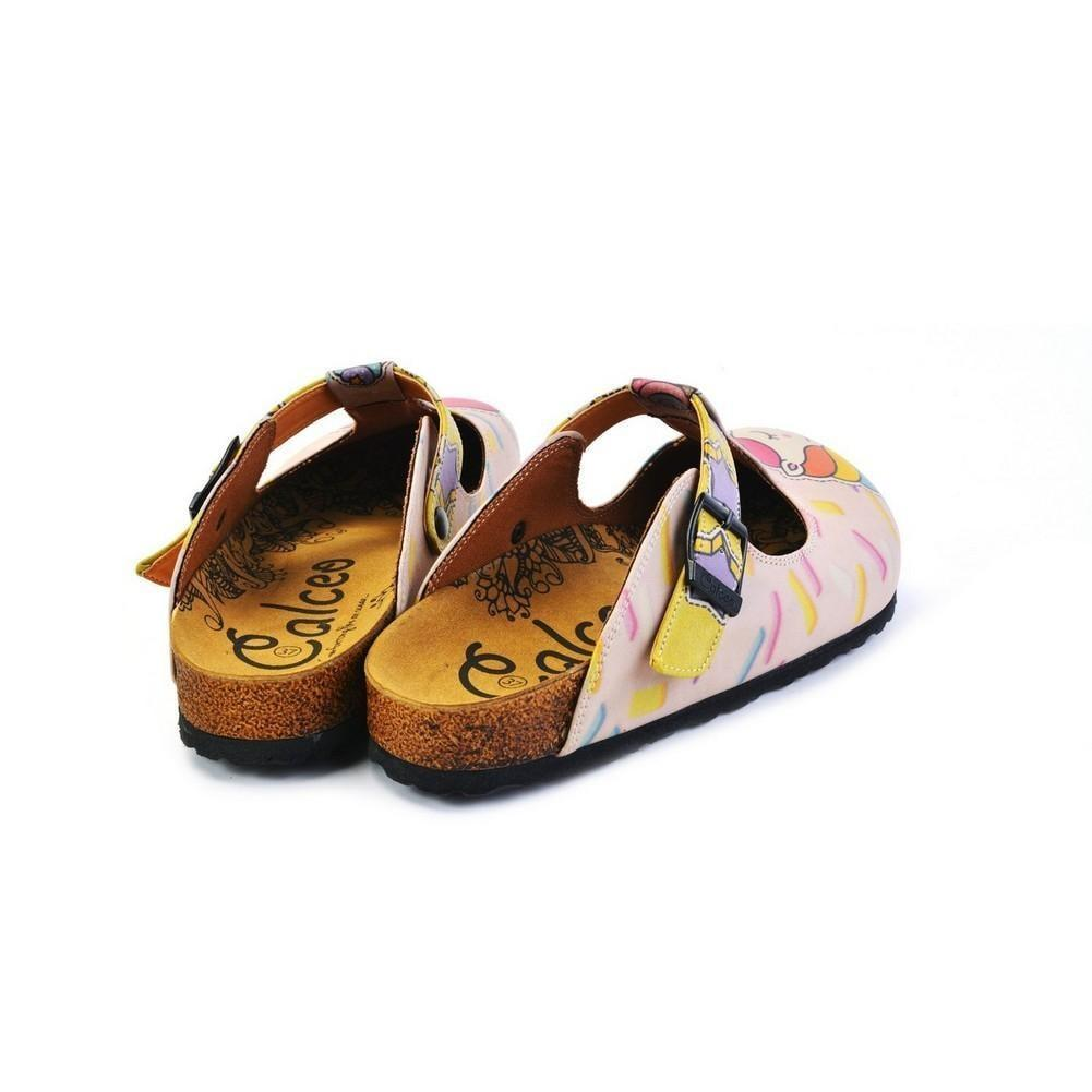 Clogs CAL1507 - Goby CALCEO Clogs