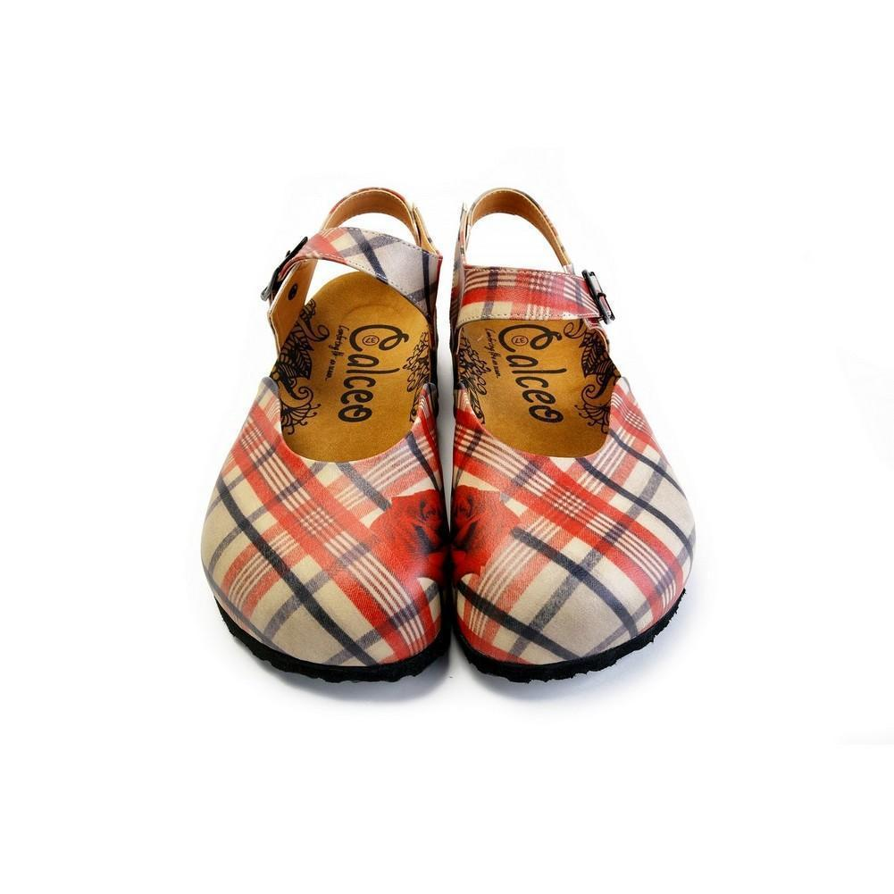 Clogs CAL1601, Goby, CALCEO Clogs