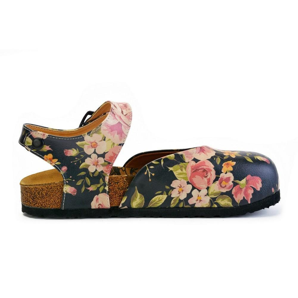 Clogs CAL1604, Goby, CALCEO Clogs