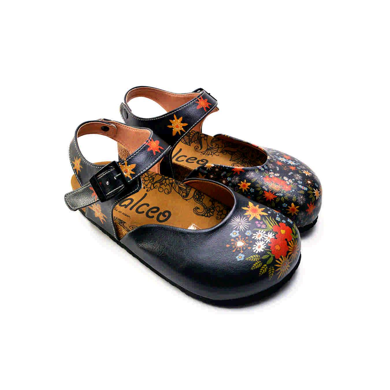 Clogs CAL1610, Goby, CALCEO Clogs