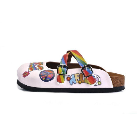 Clogs CAL162, Goby, CALCEO Clogs