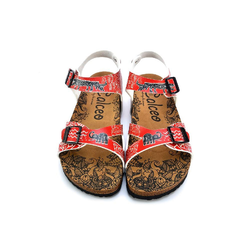 Casual Sandals CAL2102 (2272879247456)