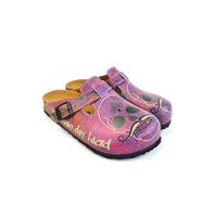 Mexican Dry Head Clogs CAL370