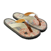 Pink Summertime Happiness Flip-Flop CAL408 (737681342560)