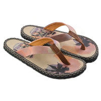 Tan & Bush Summer Beach Party Flip-Flop CAL414 (737681113184)