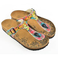 Money Sandal CAL501
