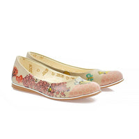 Bee Ballerinas Shoes COC1003