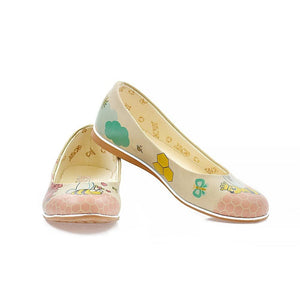 GOBY Bee Ballerinas Shoes COC1003