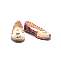 Young Star Ballerinas Shoes COC1202