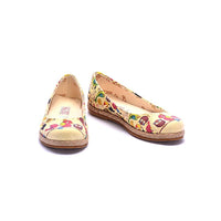 Cute Animals Ballerinas Shoes COC1207