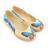 Butterfly Ballerinas Shoes COC1209 (1405797367904)