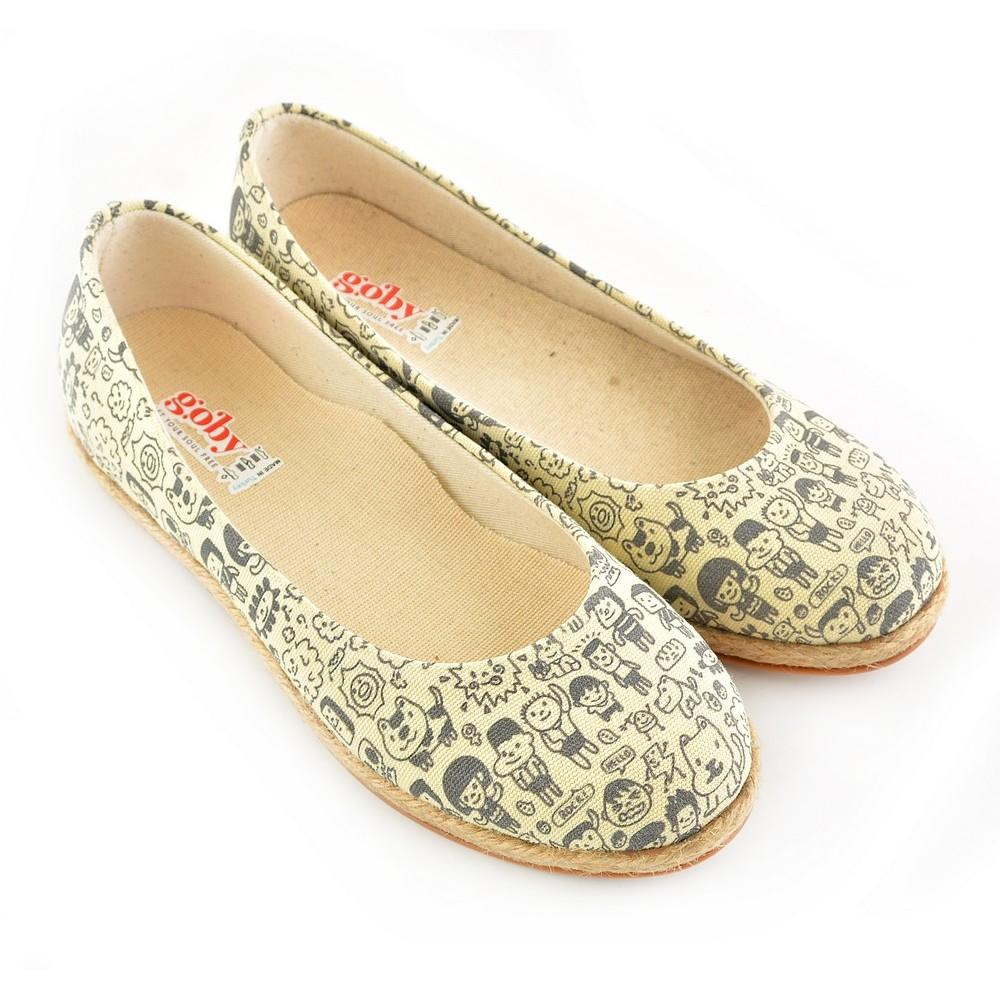 GOBY Ballerinas Shoes COC1210