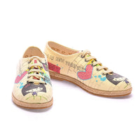 Cute Girl Ballerinas Shoes COC1301
