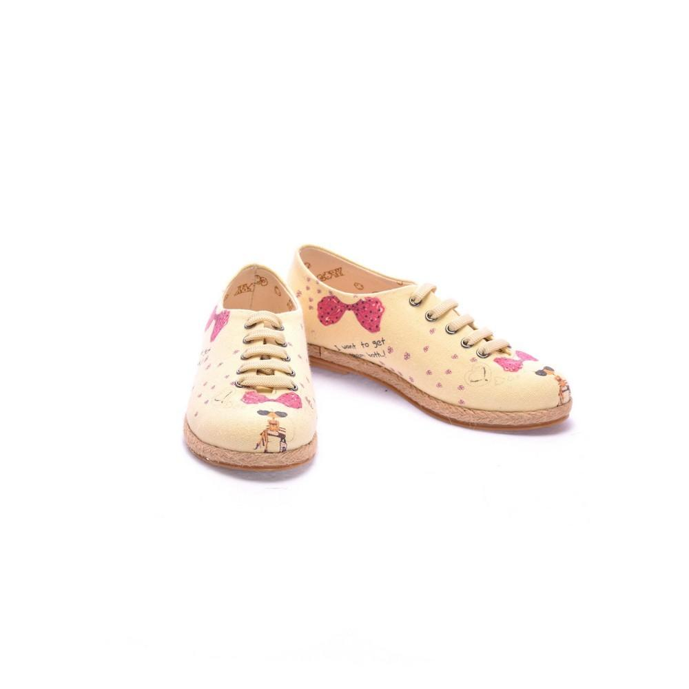 GOBY Cool Girl Ballerinas Shoes COC1302