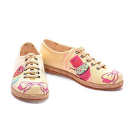 Cakes Ballerinas Shoes COC1303