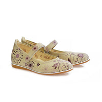 Flowers Ballerinas Shoes COC1403