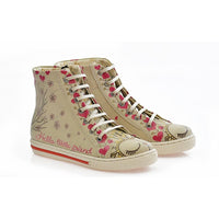 Hello Little Friend Sneaker Boots COC2203 (1405798809696)