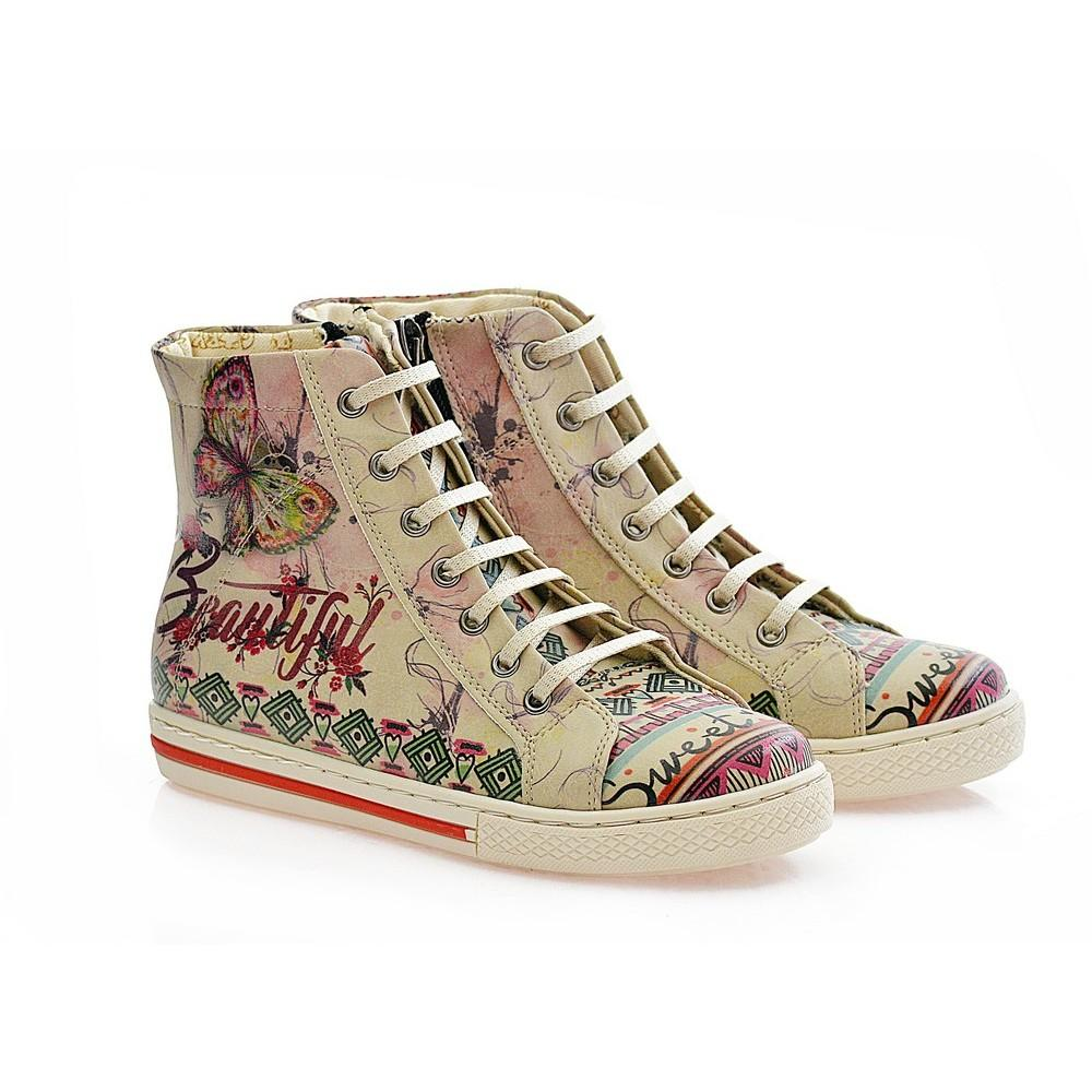 Sweet Sneaker Boots COC2207