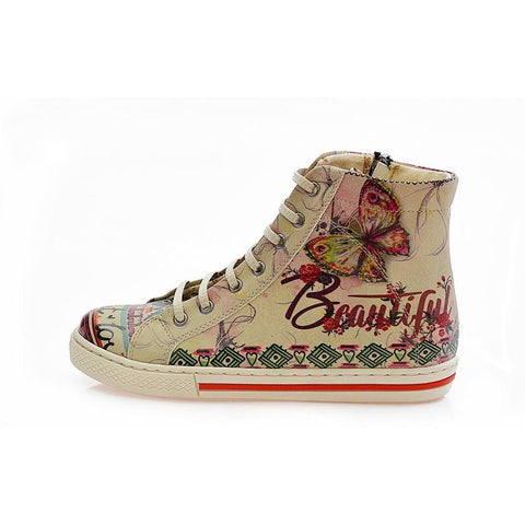 GOBY Sweet Sneaker Boots COC2207