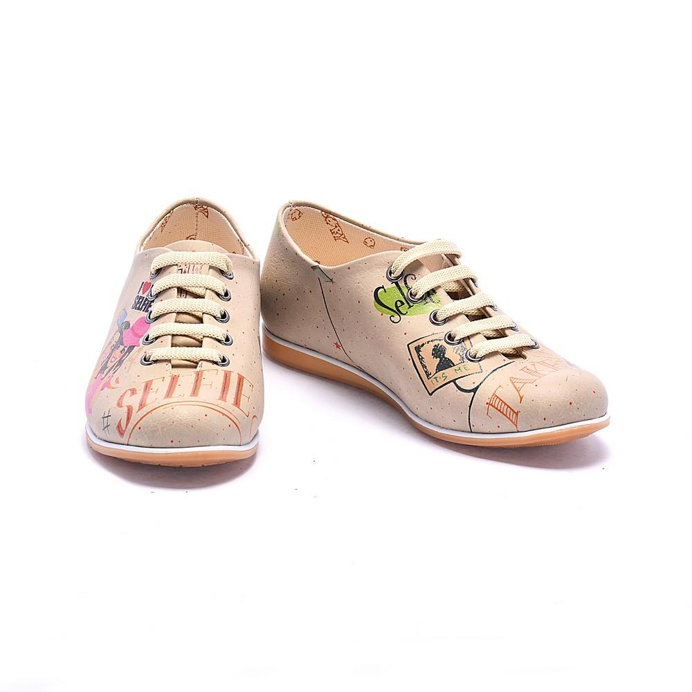 GOBY Selfie Ballerinas Shoes COC3003