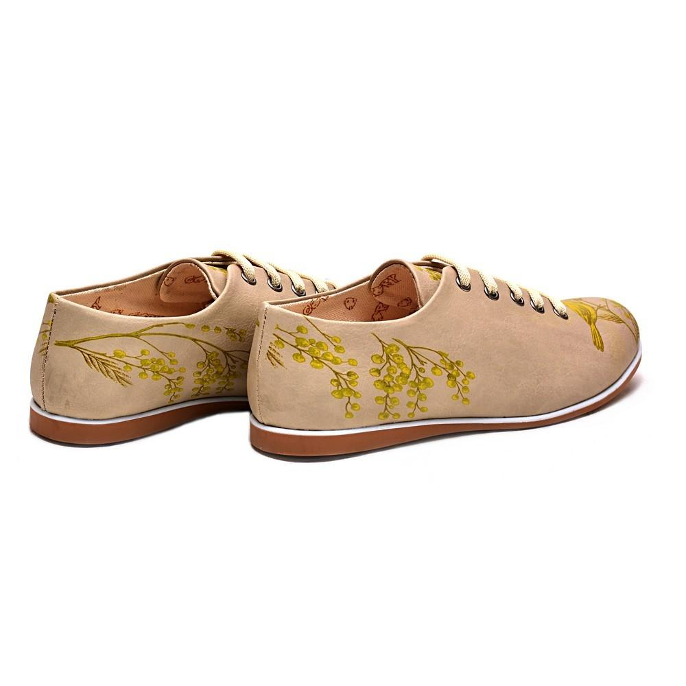 GOBY Olive Branch Ballerinas Shoes COC3006